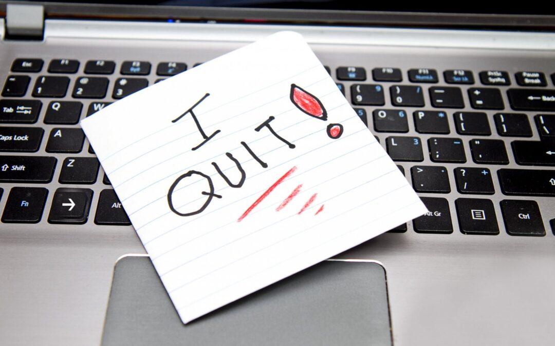 quit 9 to 5 job